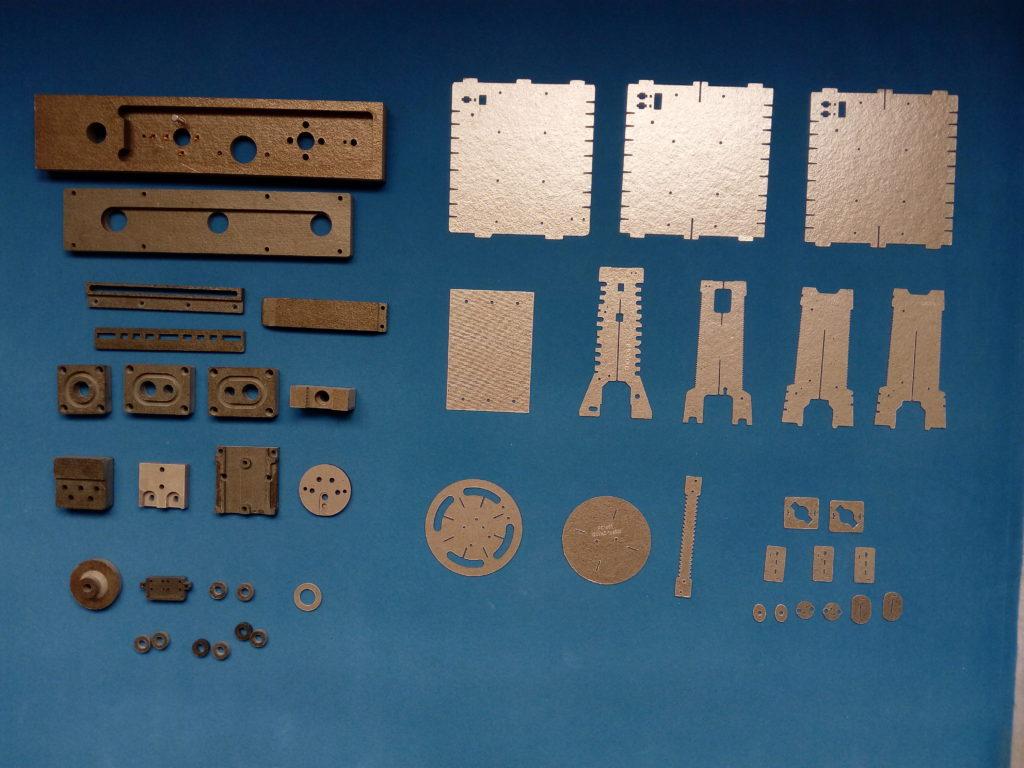 mica parts