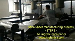 mica sheet manufacturer