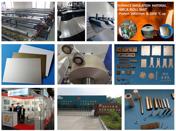mica sheet, mica tape, mica roll, mica tube, mica gasket supplier